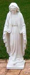 Blessed Mother Statue , Mary Statues Sacred Blessed Statues