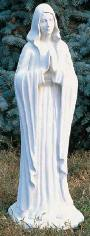 Our Lady of Peace Mary Statue Garden Peace Statuary of Mary