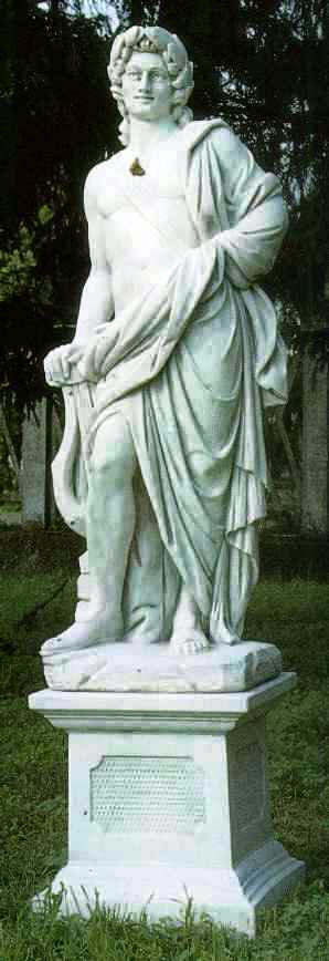 apollo statue - photo #19