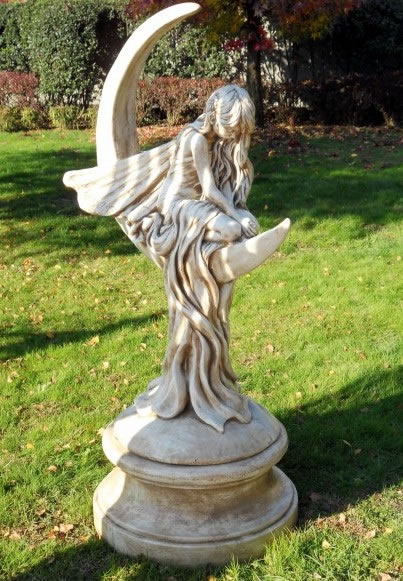 Fairy Statues Sacred Angel Statue Garden Angels Statuary