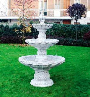 Outdoor Water Fountains. Marble Statues, Garden Statue Fountain ...