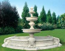 tiered fountains  italian classical fountain- pool fountain