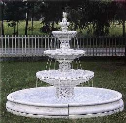 three tired marble fountain outdoor fountains bonded marble fountains of Venice