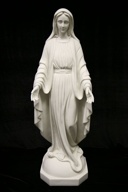 Mary Statue Sacred Statues Religious Mother Mary Statue of Grace