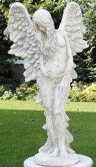 Angel Statue winged angel statues outdoor statue of Angels