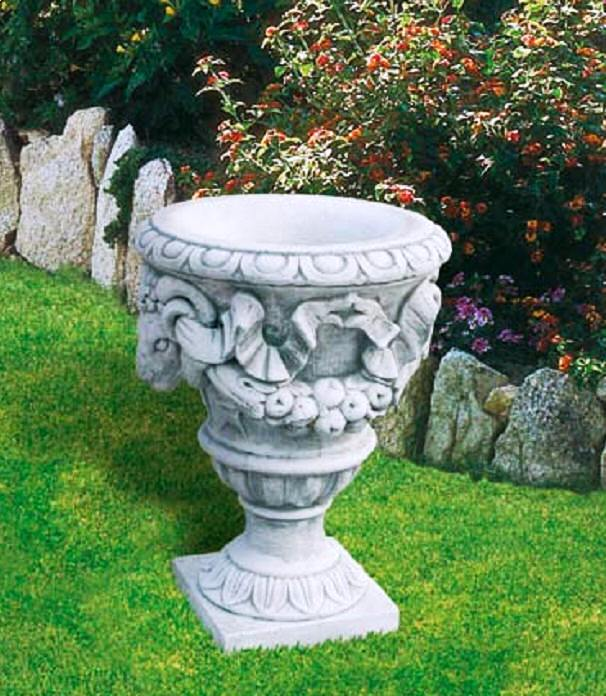 Click On Large Italian Planter Ariete Back   Made In Borgo San Giacomo ,  Italy !