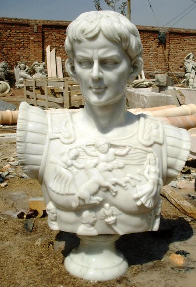 Busts Marble Torso Bust Statues Carved Marble Busts