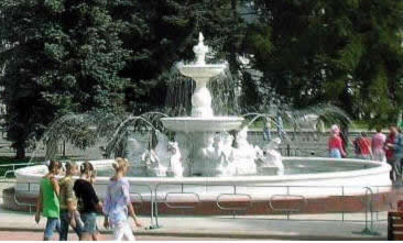 Extra Large Fountain Italian Marble Fountains
