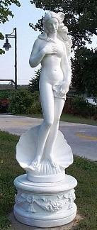 Venus statue art outdoor Aphrodite  statue greek statues Ancient goddess statuarey